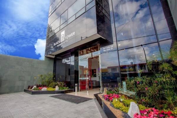 Hotel Black Tower Premium