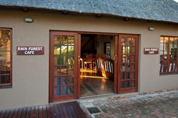 Hotel Amafu Forest Lodge