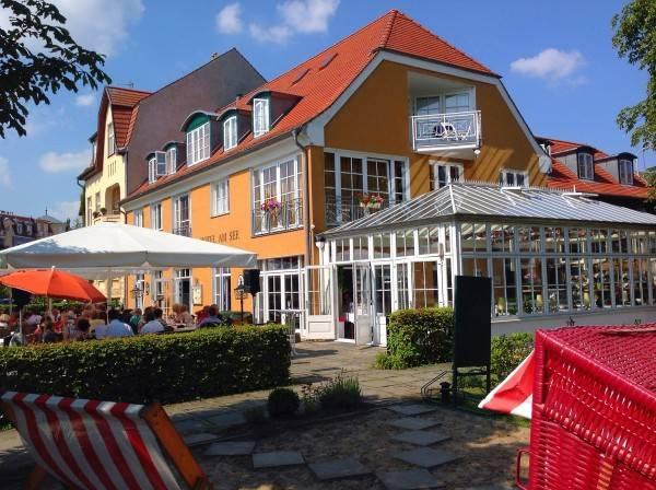 Altes Kasino Hotel am See