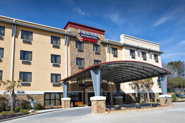 Fairfield Inn & Suites Gainesville