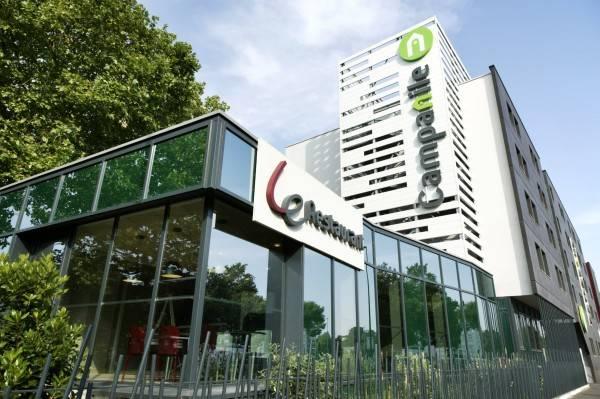 Hotel Campanile Nantes Centre Saint Jacques