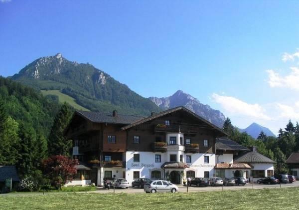 Alpiner Charme im Hotel Bergrose in Strobl