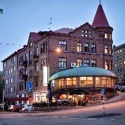 Hotel Best Western Tidbloms