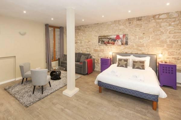 Hotel BP Apartments - Le Marais area