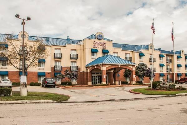 Hotel Quality Suites San Antonio