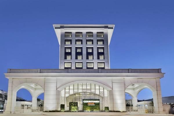 Hotel Courtyard Bengaluru Hebbal