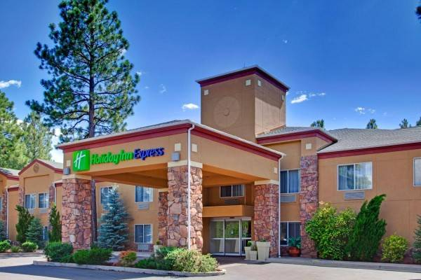 GREENTREE INN N SUITES PINETOP
