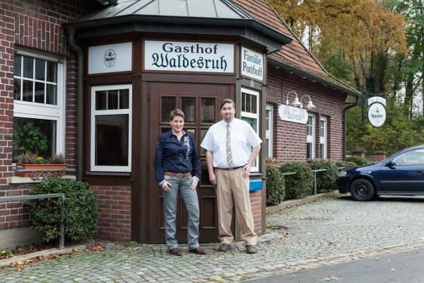Hotel Gasthof Waldesruh Familie Potthoff