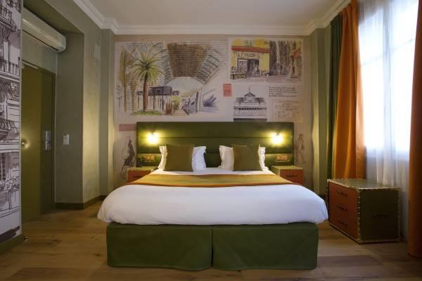 Hotel Nice Excelsior Centre Gare