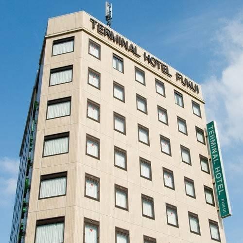 Hotel Keifuku Fukui Ekimae