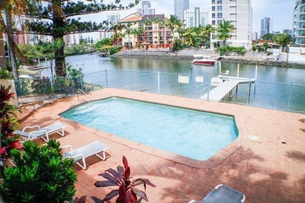 Hotel Surfers Riverside Apartments