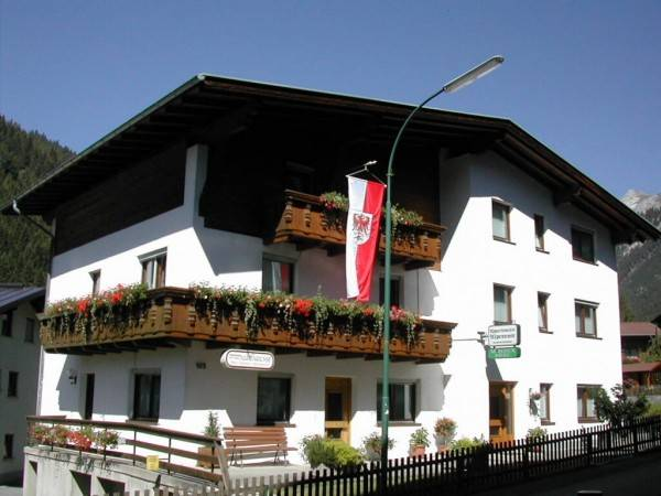Hotel Appartements Alpenrose