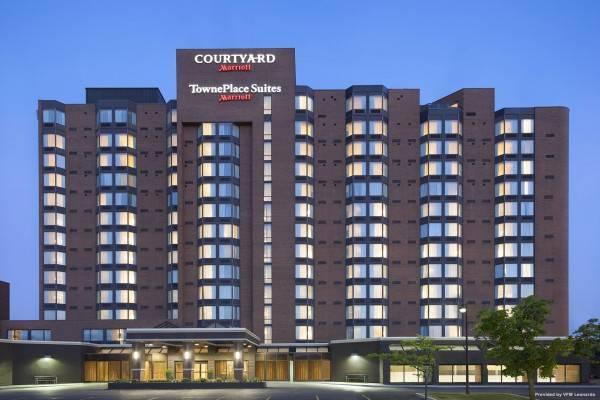 Hotel Courtyard Toronto Northeast/Markham