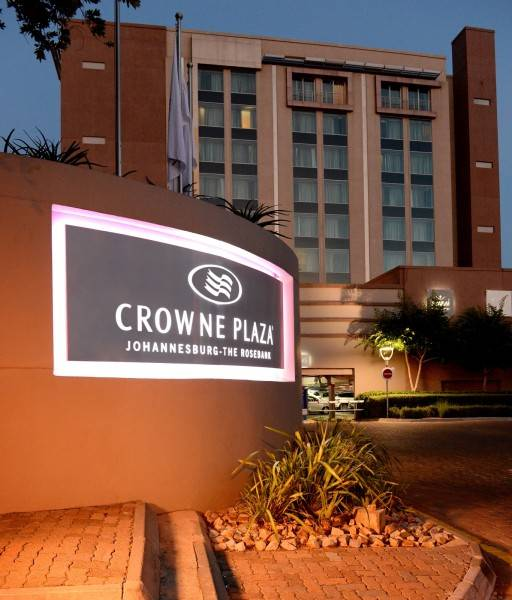 Hotel Crowne Plaza JOHANNESBURG - THE ROSEBANK