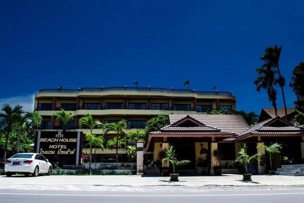 Hotel Beach House Samui