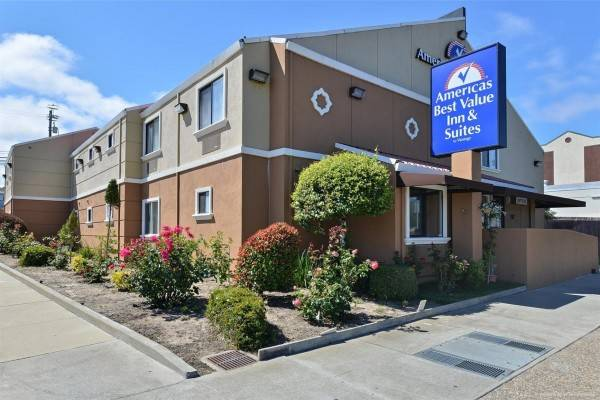 Hotel ABVIS South San Francisco