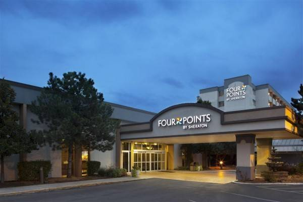 Hotel Four Points by Sheraton Chicago O'Hare Airport