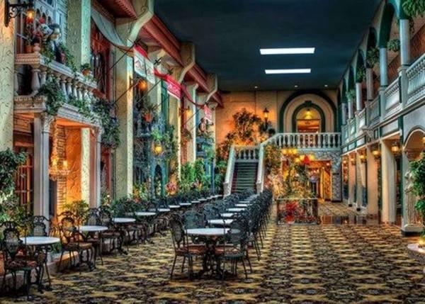 an Ascend Salvatores Garden Place Hotel