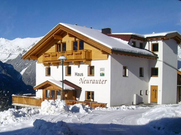 Hotel Bauernhof Haus Neurauter