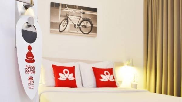 Hotel ZEN Rooms Jomtien Chaya