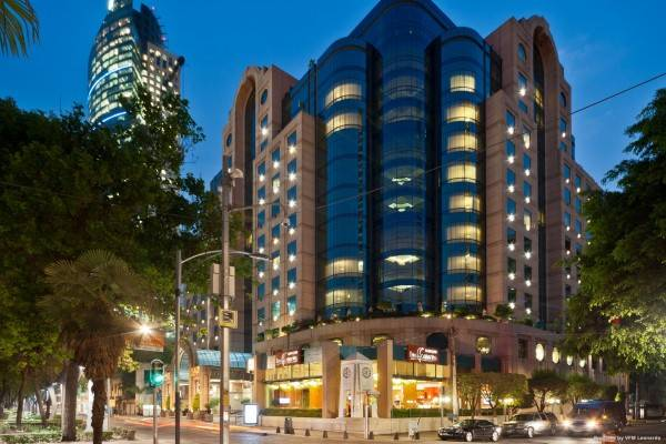 Marquis Reforma Hotel and Spa MARQUIS REFORMA HOTEL AND SPA