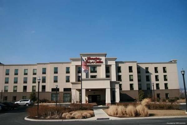Hampton Inn - Suites Ephrata - Mountain Springs