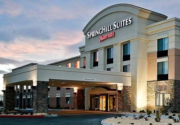 Hotel SpringHill Suites Lancaster Palmdale