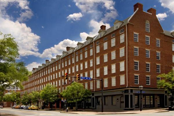 Hotel The Alexandrian Old Town Alexandria Autograph Collection