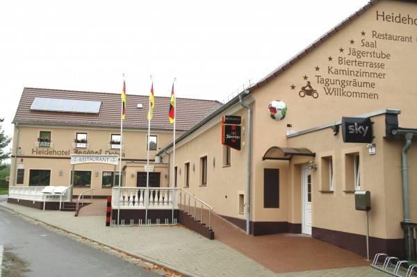 Heidehotel Jagdhof Dobra