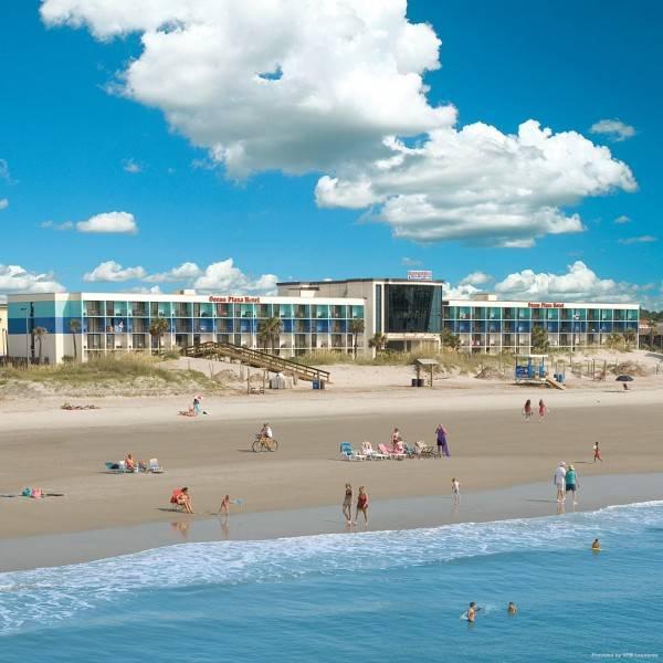 Hotel OCEAN PLAZA BEACH RESORT