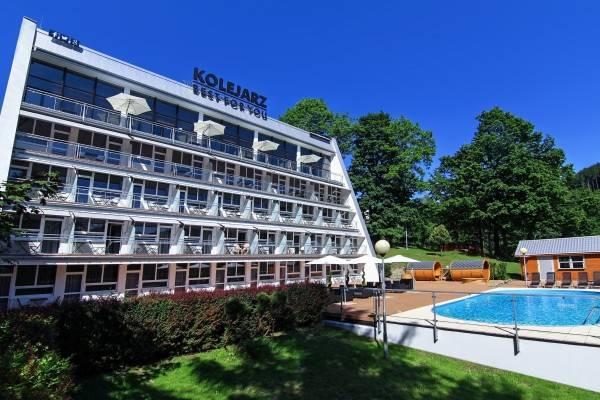 Hotel Kolejarz Best For You