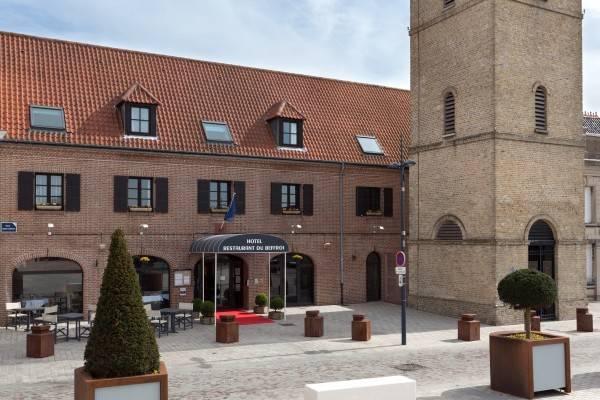 Logis Hôtel Gravelines Dunkerque (Hôtel du Beffroi)