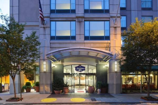 Hampton Inn Philadelphia-Center City-Convention Ctr