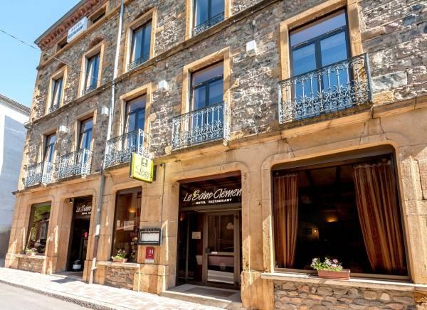 Hotel Le Saint Clement Logis