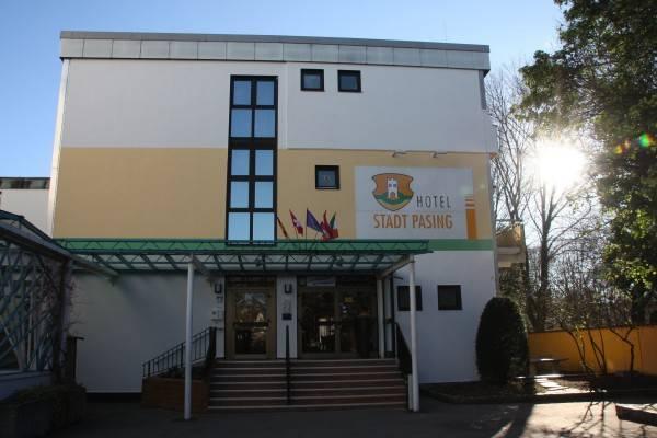 Hotel Stadt Pasing Garni