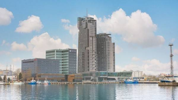 Hotel Dom & House - Apartments Sea Towers