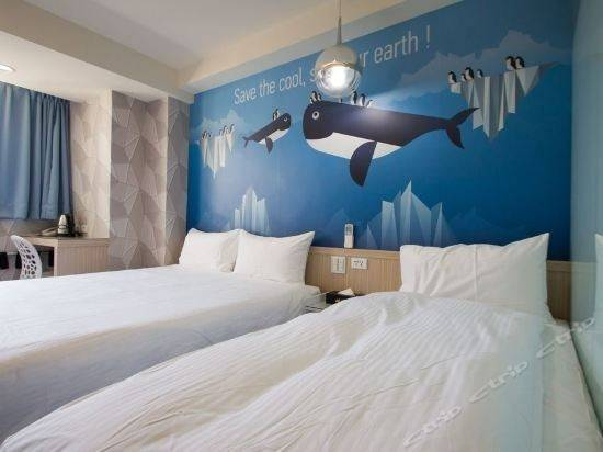 Hotel 新北板桥清翼居时尚旅店