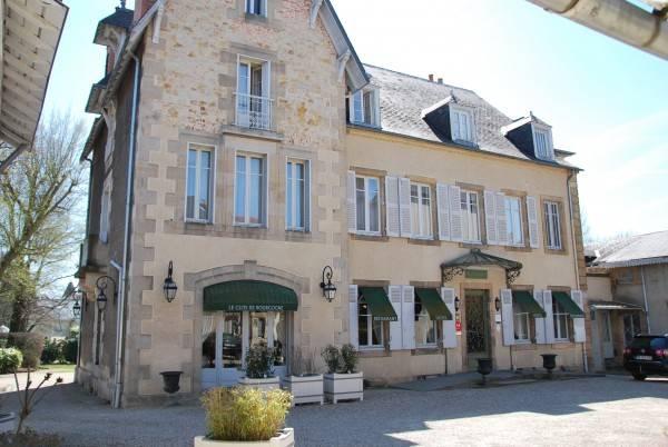 Hotel Le Clos De Bourgogne