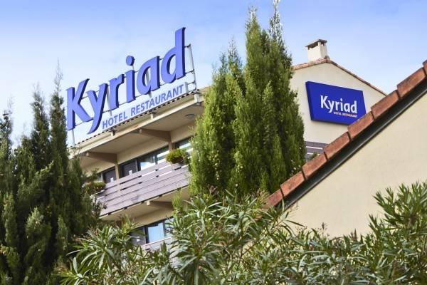 Hotel Kyriad - Carcassonne Ouest La Cite