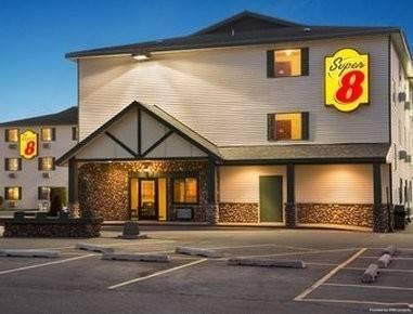Hotel Super 8 by Wyndham Coeur d'Alene