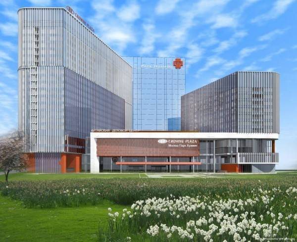 Hotel Crowne Plaza MOSCOW - PARK HUAMING