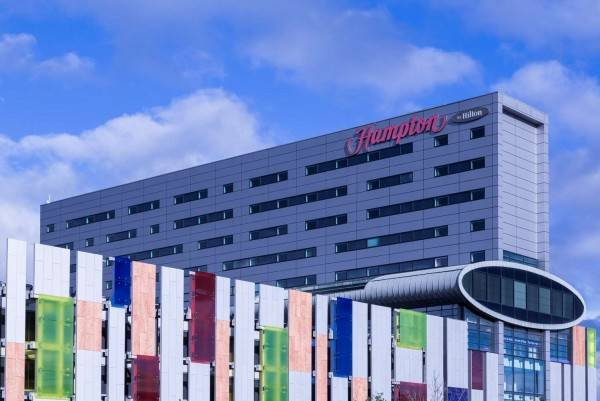 Hotel Hampton by Hilton Liverpool-John Lennon Airport