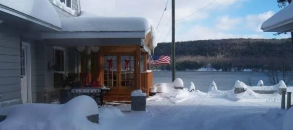 Hotel Cobblescote on the Lake
