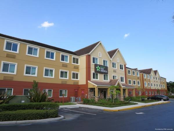 Hotel Extended Stay America Miami Sp