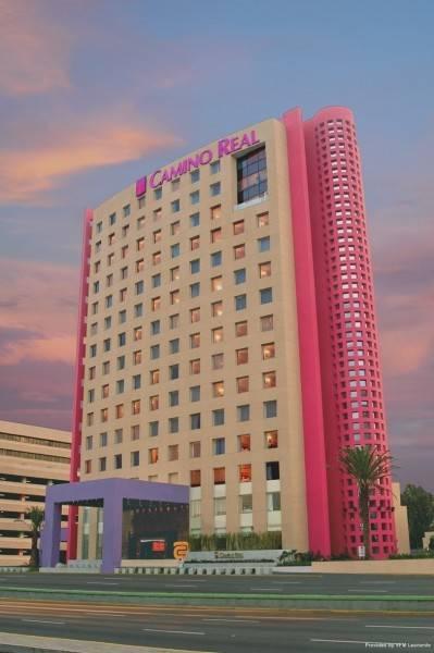Hotel Camino Real Pedregal México