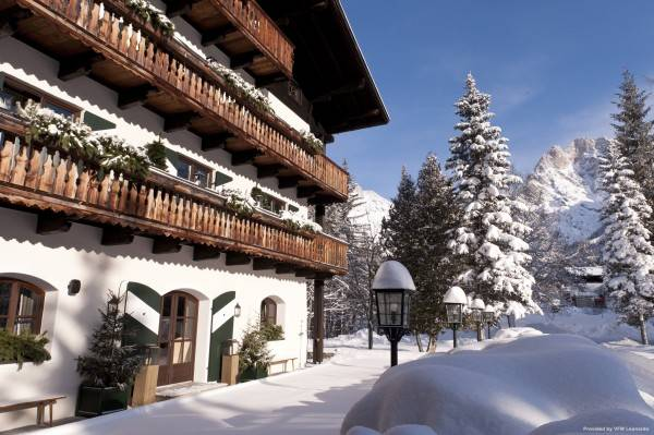 Boutique Hotel Wachtelhof Small Luxury Hotels of the World