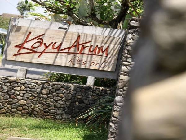 Hotel Kayu Arum Resort