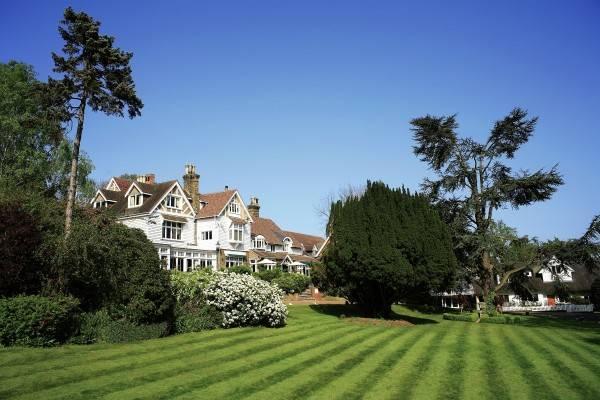 Hotel Rowhill Grange and Utopia Spa