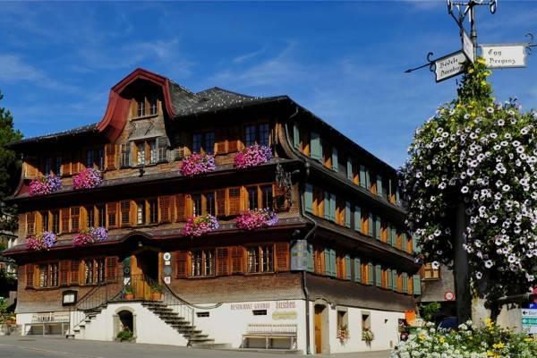 Gasthof Hirschen Schwarzenberg - Kunsthotel im Bregenzerwald