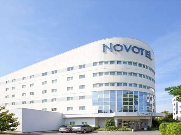 Hotel Novotel Paris Orly Rungis